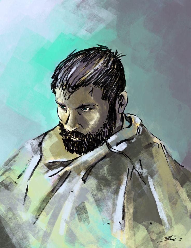 My brother, Marko Pudar on ArtStation at http://www.artstation.com/artwork/my-brother
