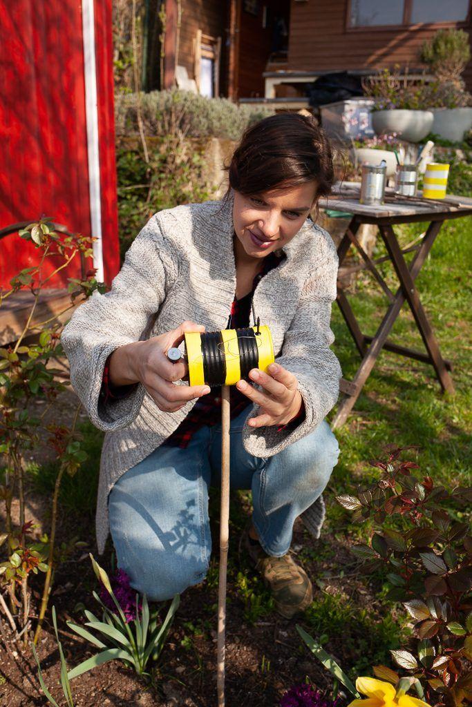 Insektenhotel Bauen Garten Fräulein Talk To Me Und Electronics