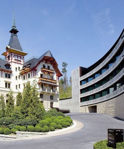 The Dolder Grand hotel & spa