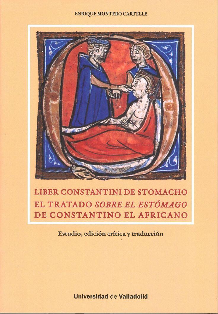 La figura de Constantino el Africano (†1098/1099) supuso una revolución científica. Fue un musulmán que se convirtió al cristianismo y dedicó su vida en la abadía de Montecasino a traducir para el mundo cristiano las obras de ciencia y de medicina árabes basadas en la medicina griega, cuyo conocimiento se había perdido en Occidente y que ellos conocían por traducciones.  +info: (pinchando foto se accede a la página de EdUVa) http://almena.uva.es/record=b1734341~S1*spi