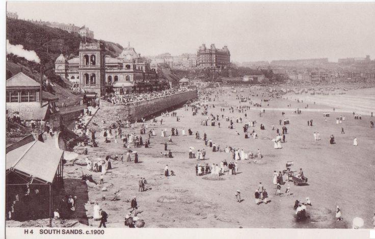 Scarborough South Sands 1900