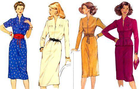 Стиль 80-х годов в одежде