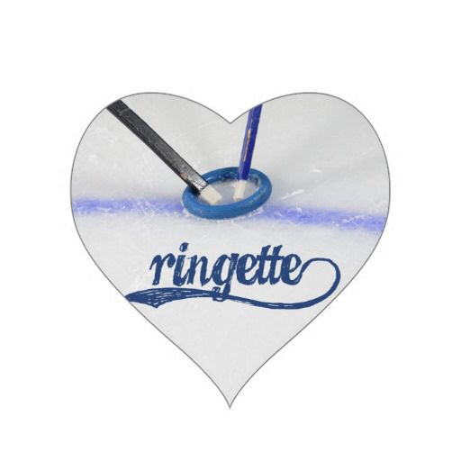 Ringette the best sport in the world!