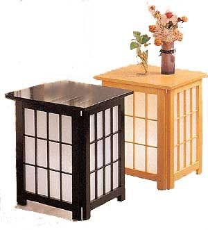 Shoji Floor Lamps, Japanese Floor Lamps. See More. This Japanese Table May  Be Used As End Table Or Night Stand. Made