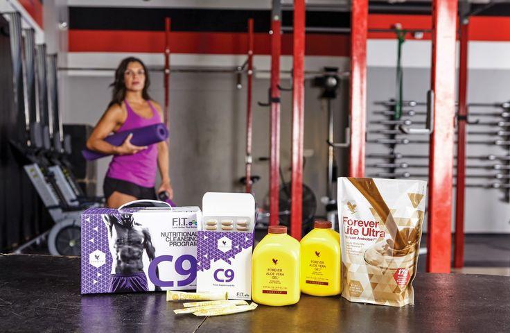 9 Tages-Körperreinigungsprogramm   Fühl dich wieder wohl in deiner Haut!  #Clean9 #bodytransforming #abnehmen #Forever #fit #Lookgood #feelgood