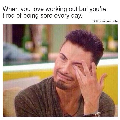 When You Love Working Out