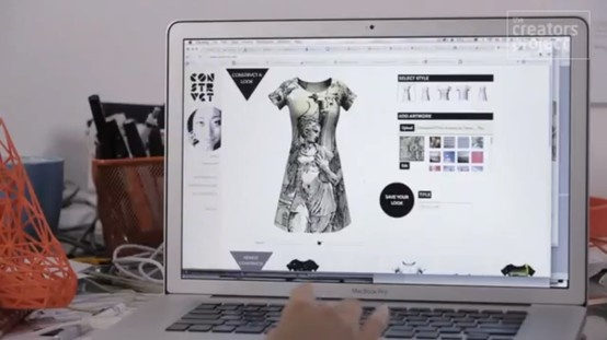 Design Your Own Clothes with Continuum Fashion