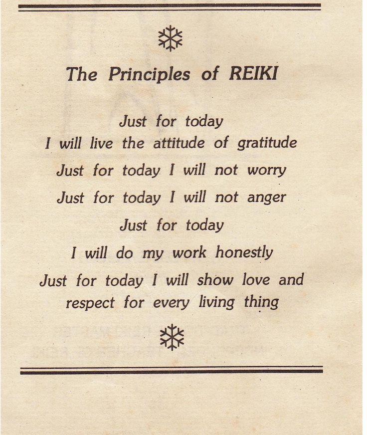 Principle Quotes: 25+ Best Ideas About Reiki Quotes On Pinterest