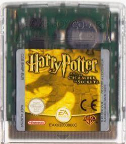 GBC - Harry Potter & Hemligheternas Kammare