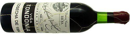 Viña Tondonia Gran Reserva 1994, es un vino de concentración y volumen medios. Equilibrio fantástico con una muy buena acidez cítrica. Suave, sabroso, muy largo –se percibe su recorrido por toda la cavidad bucal-. Gran persistencia.  #Vino, #winelovers, #wine, #Rioja, #LaRioja