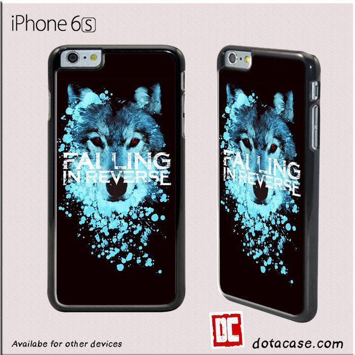 Falling In Reverse Wolf For iphone 4/4S/5/5C/5S/6/6 Plus/7/7 Plus Case