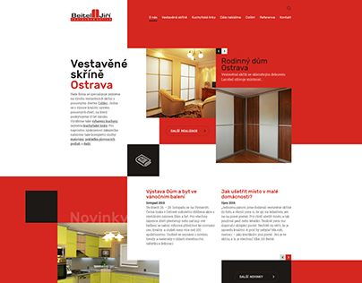 "Check out new work on my @Behance portfolio: ""Vestavěné skříně Ostrava"" http://be.net/gallery/49949005/Vestaven-skrine-Ostrava"