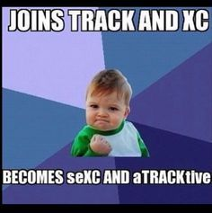 Track and Cross Country