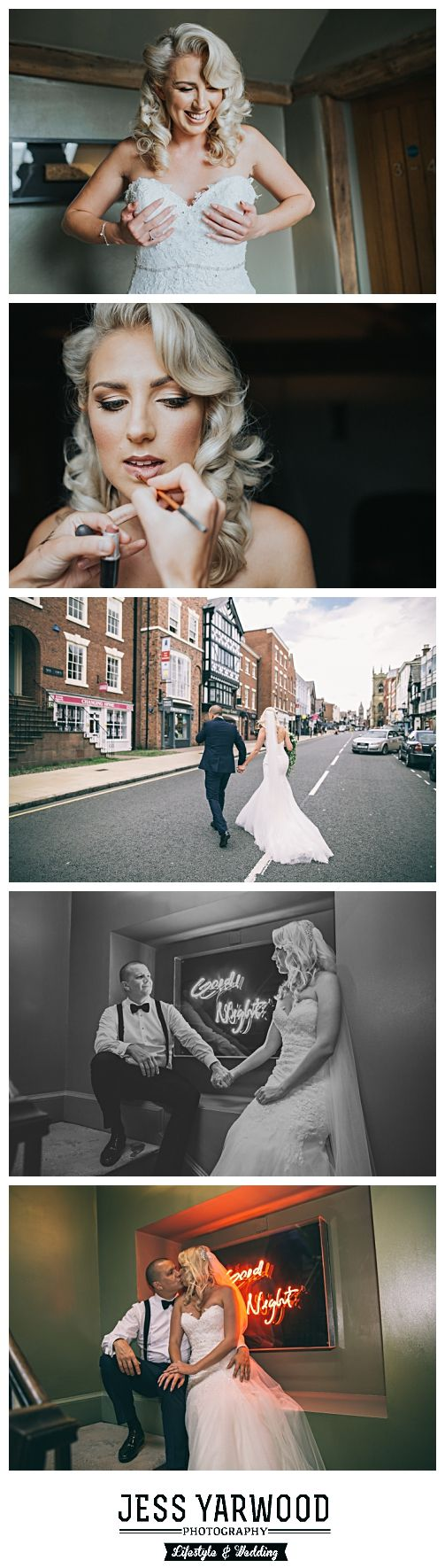 Milli & Kris at Oddfellows Hotel in Chester City Centre - Such a gorgeous and unique wedding venue in the North West. Cheshire Wedding Photographer