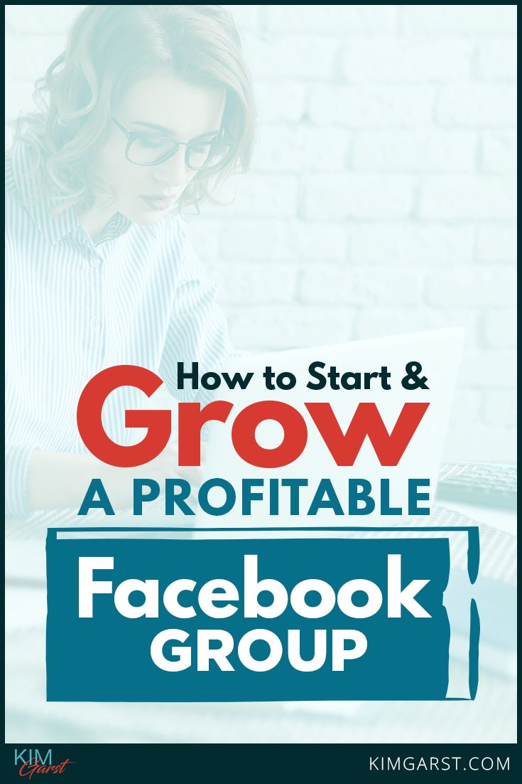 How to Start and Grow a Profitable Facebook Group