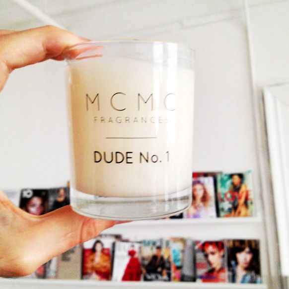 // A MAN AND HIS CANDLES - best candles for men