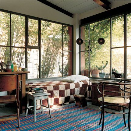 13 best verri re ext rieure images on pinterest. Black Bedroom Furniture Sets. Home Design Ideas