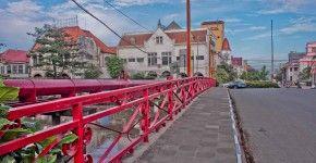Jembatan Merah Surabaya Masa Kini