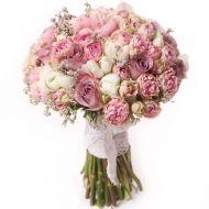 Joyful Delight Bridal Bouquet; $199.99