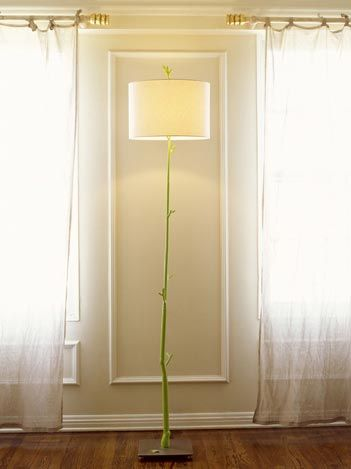 Lamp Twiggy from Moth Design