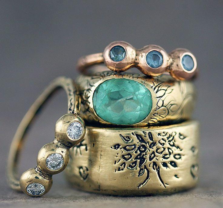 Bohemian rings.