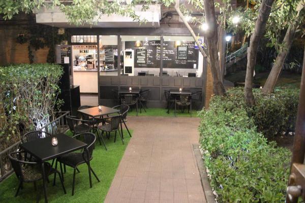 Bares De Madrid Con Terraza Los Mejores Bar Terraza Bar Terraza