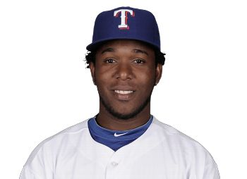 Neftali Feliz - Texas Rangers pitcher and one of my fave players