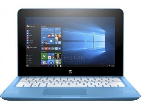 "Ноутбук HP Stream x360 11-ab000ur (11.6 IPS (LED)/ Celeron Dual Core N3060 1600MHz/ 4096Mb/ HDD 500Gb/ Intel HD Graphics 400 64Mb) MS Windows 10 Home (64-bit) [Y5V29EA]  — 29990 руб. —  11.6"" Intel Celeron Dual Core N3060 1600 МГц 4096 Мб DDR3-1600МГц HDD 500 Гб MS Windows 10 Home (64-bit), Бирюзовый"