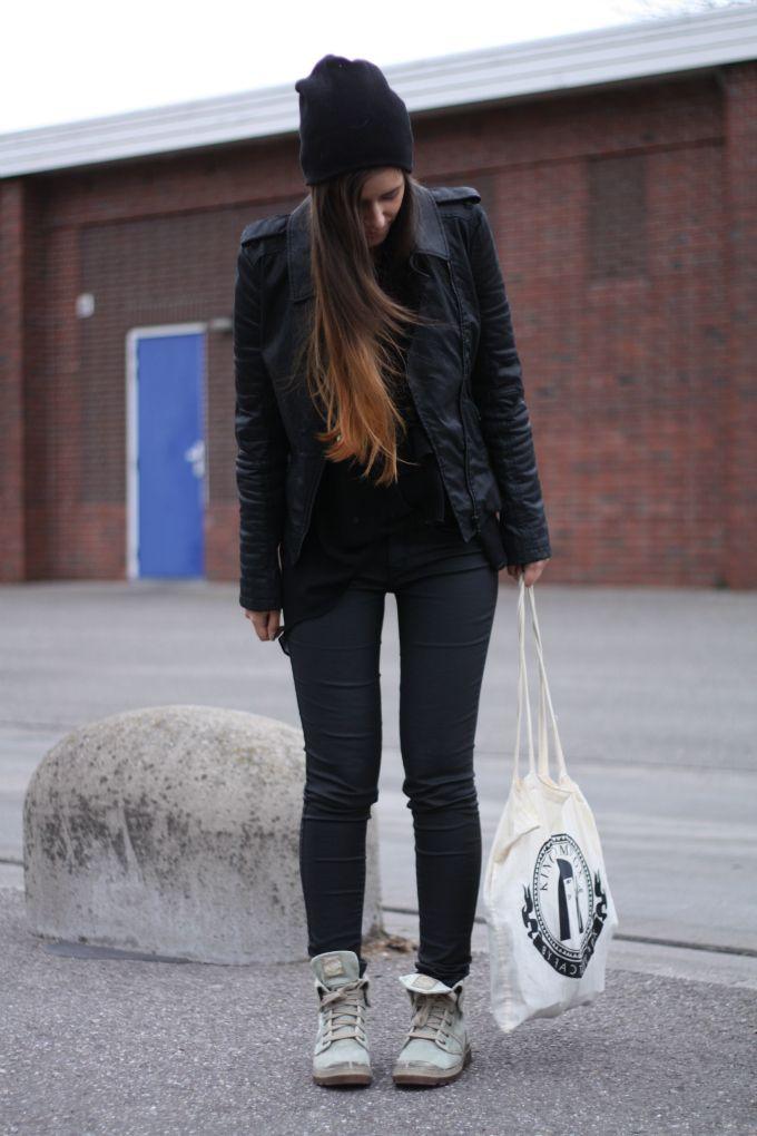 Creative  Palladium Palladium Style Outfit Ideas Fashion Boots Fashion Fashion