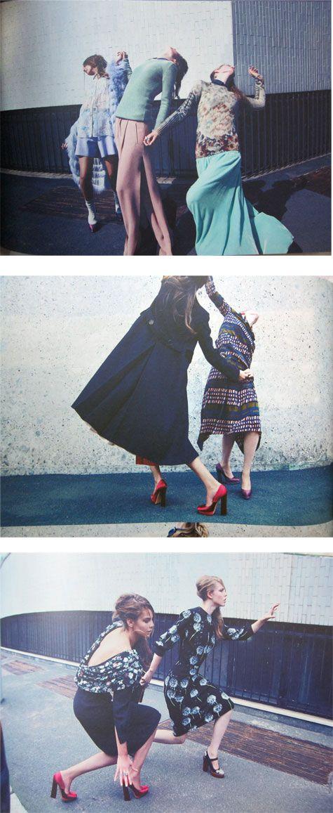 Grey Magazine – October 2011. Photos by Alessio Bolzoni