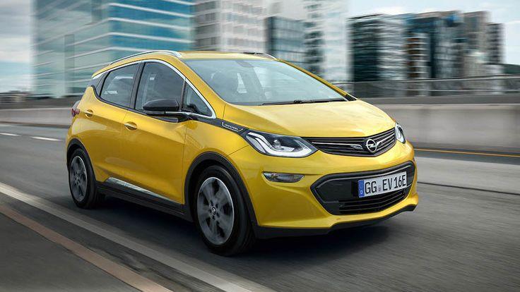 Nouveauté d'envergure pour Opel, qui dévoilera l'Ampera-e, un monospace compact électrique donné à 500...