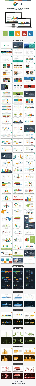 Yesie – Multipurpose Presentation Template (PowerPoint Templates)