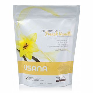 USANA Nutrimeal ™ French Vanilla's a nutritious meal replacement drink mix form with vanilla and an excellent source of carbohydrates, beneficial fats and micronutrients of a crowd.