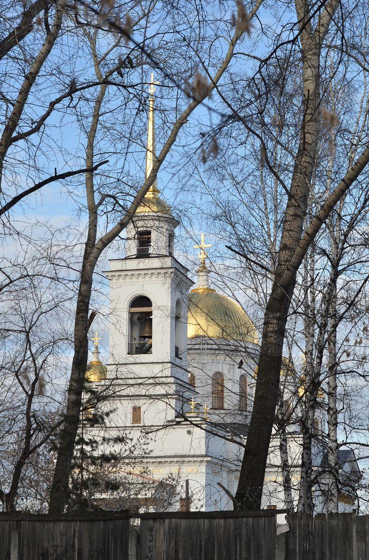 Екатеринбург, храм