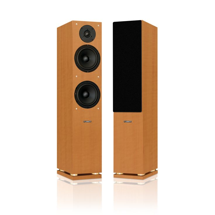Image of Fluance High Definition Two-way Floorstanding Main Speakers for Home Theater