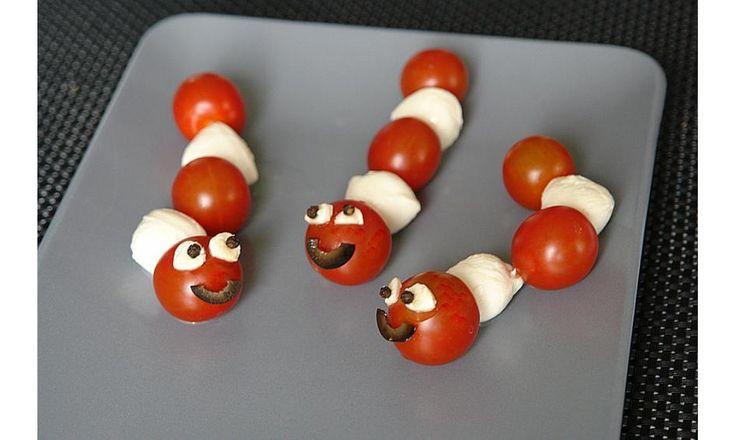Grünzeug für Kinder - meine Krake ess ich gern! | Chefkoch.de