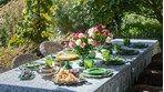 Dame Elisabeth Murdoch's garden party
