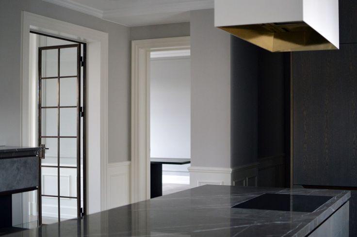 Kitchen - apartment in Copenhagen by Space Copenhagen