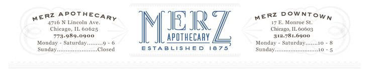 Find our Vintage Ice Bags at Merz Apothecary - Chicago. 2 locations.  http://merzapothecary.com/