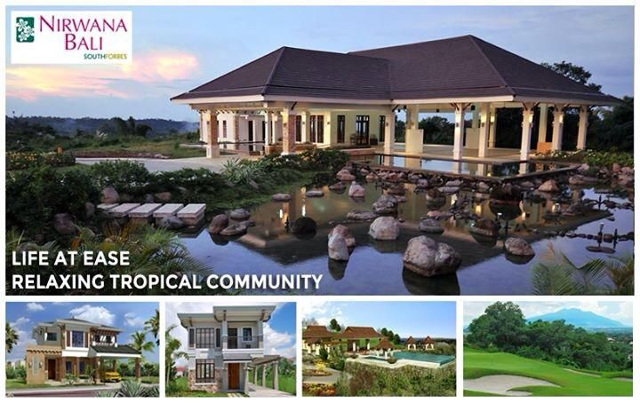 Discover tranquil resort living in a suburban setting with Nirwana Bali. Different modern Asian Balinese house models to choose from. Just 15 minutes away from a cool breeze Tagaytay.  For more details, CLICK >> http://goo.gl/wJwdM4  #NirwanaBali #SouthForbes #Realestate #Floodfree #Laguna #Cavite #Tagaytay