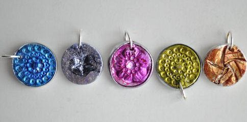 Make your own charms (no Soldering!!) Tutorial and 45 BEST Charming Lifestyle DIY & Tutorials EVER.  From MrsPollyRogers.com
