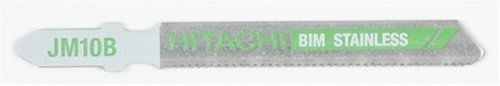 Hitachi 725376 2-Inch Bi-metal Curve Steel Jig Saw Blade, Model: 725376, Hardware Store. 2 BIM. 24 TPI. Curve cut for steel. wavy tooth set. Fits CJ120V.