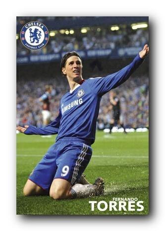 Chelsea FC Fernando Torres