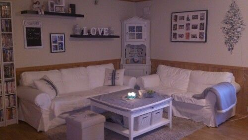 My living room, made with love