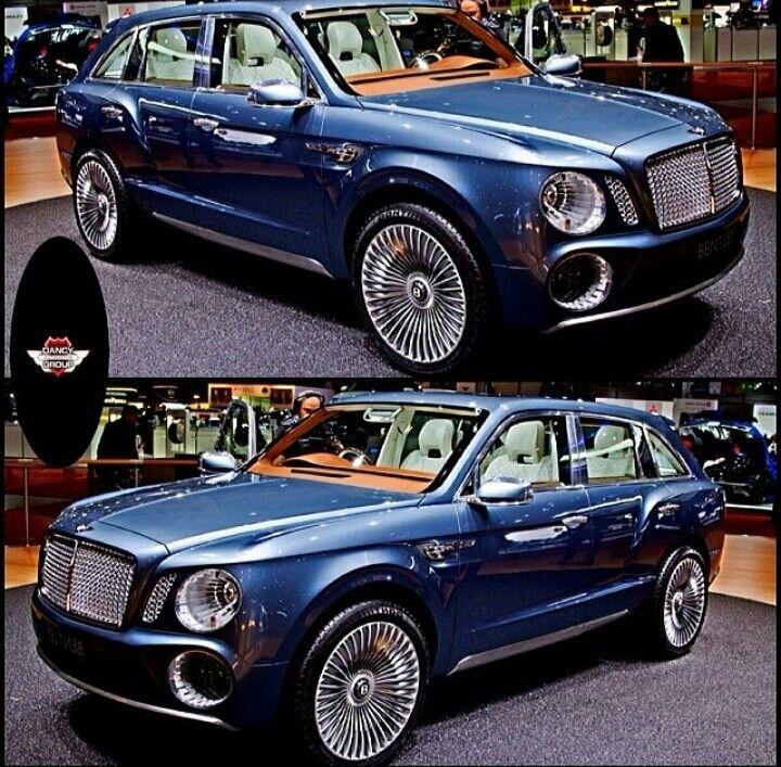 2015 Bentley SUV