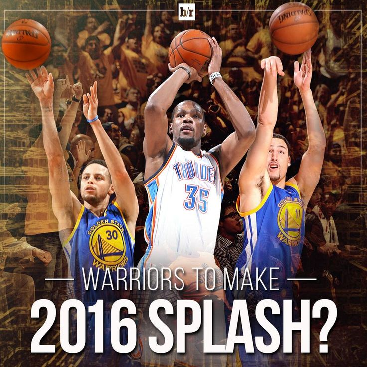 "Klay Thompson's father Mychal says the Warriors will ""go hard after Kevin Durant"" in 2016 http://ble.ac/1JGI1ad"