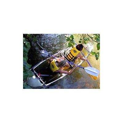 The See Through Bottom Canoe