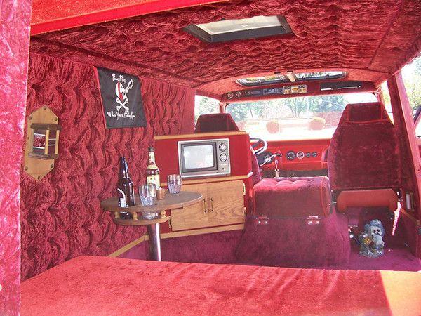 Any Van interior idea's