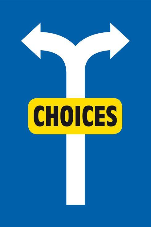 Simons en Boom: Logo Qidos/Danone 'Choices'