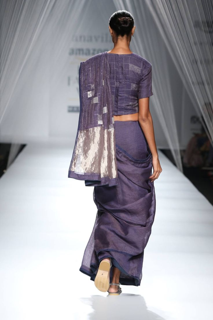 Anavila - Amazon Fashion Week 2015 Pinned by Sujayita